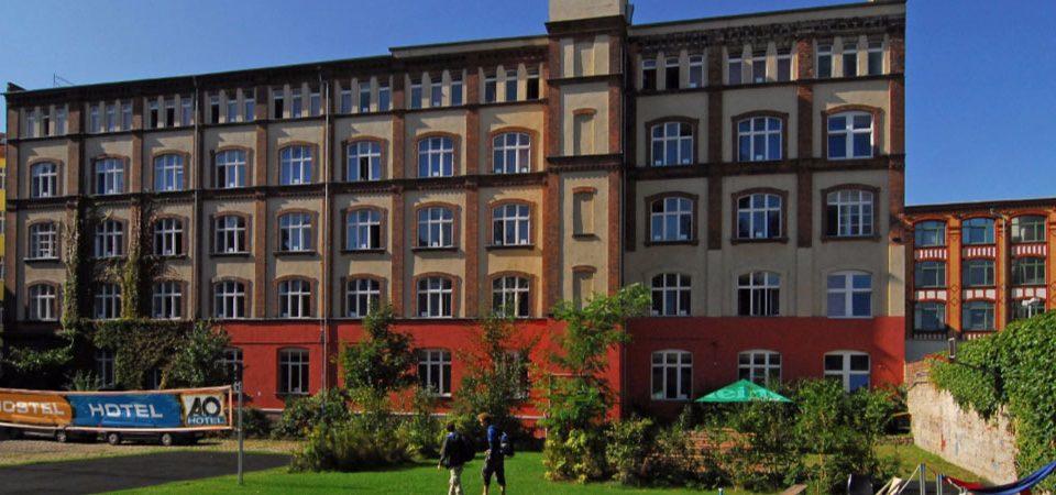 A&O Hostel Fridrichshain