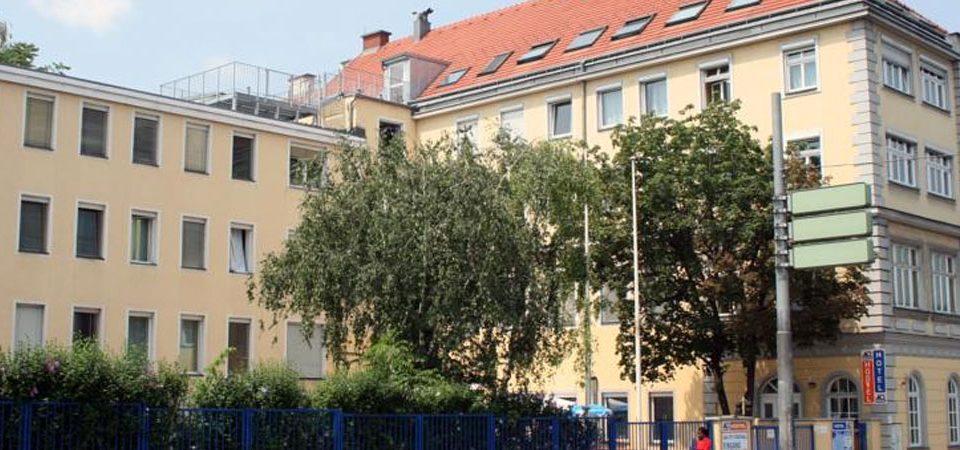 Hostel Wien Stadthalle