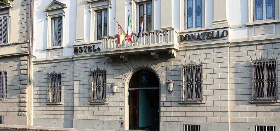 Hotel Donatello Florence